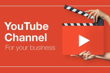 Tips to start your YouTube channel