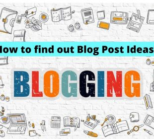 ways to find out blog post ideas